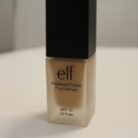 Review: Elf's Flawless Finish Foundation in Buff