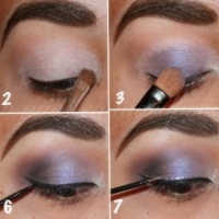 Step-by-step: Holiday Look #2