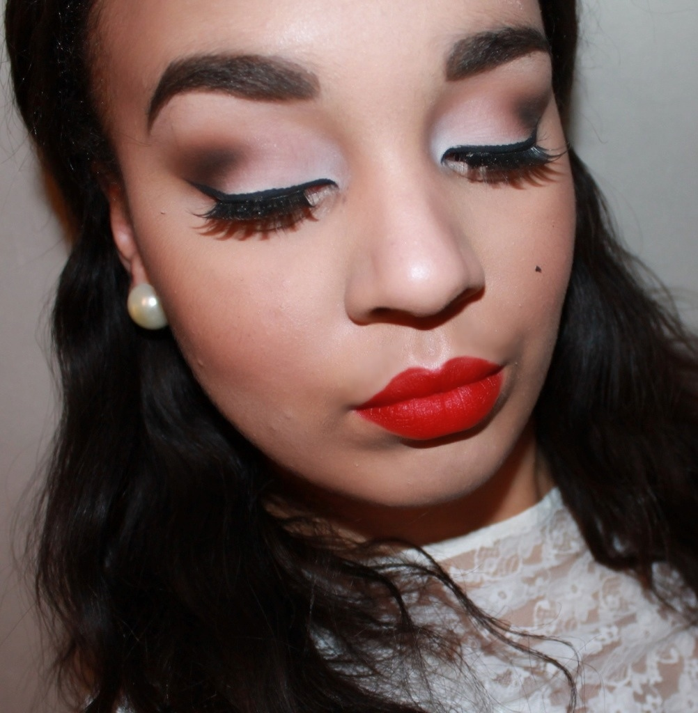 Makeup Collaboration: 50's Pin Up Style