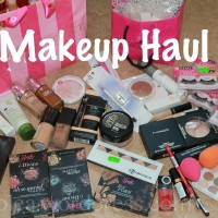 ❤ Huge Makeup Haul - M.A.C, Inglot, Urban Decay, Sleek, E.L.F