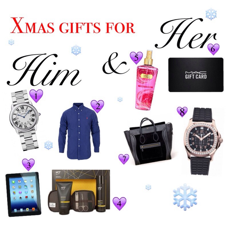 xmas gifts for him her nicole 39 s beauty blog