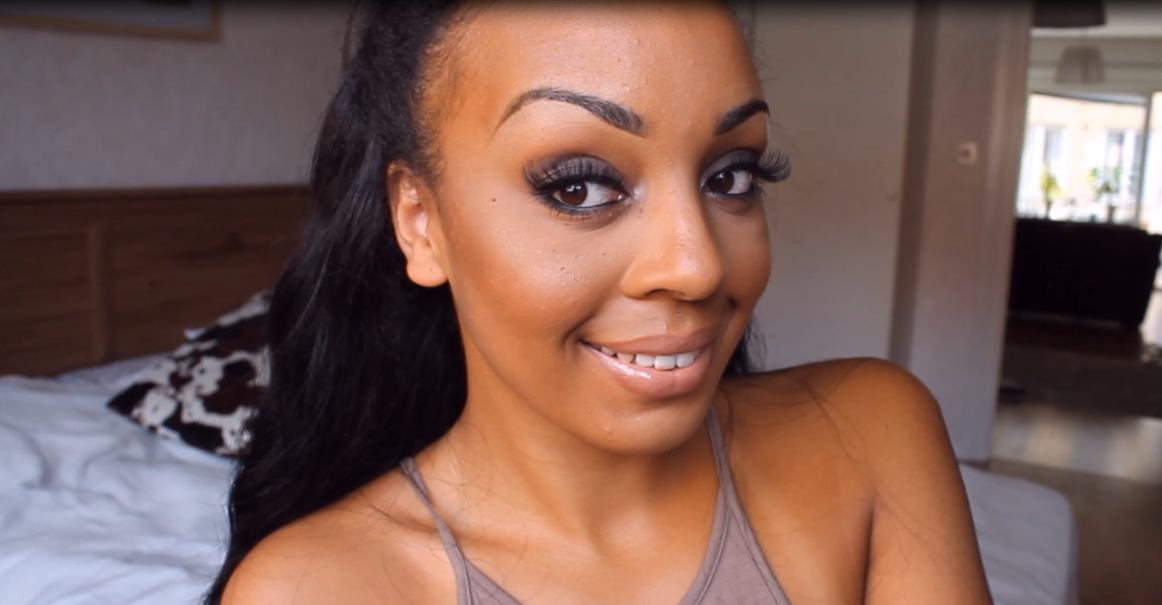 Youtube Video New Highlighting Contouring Baking Routine In