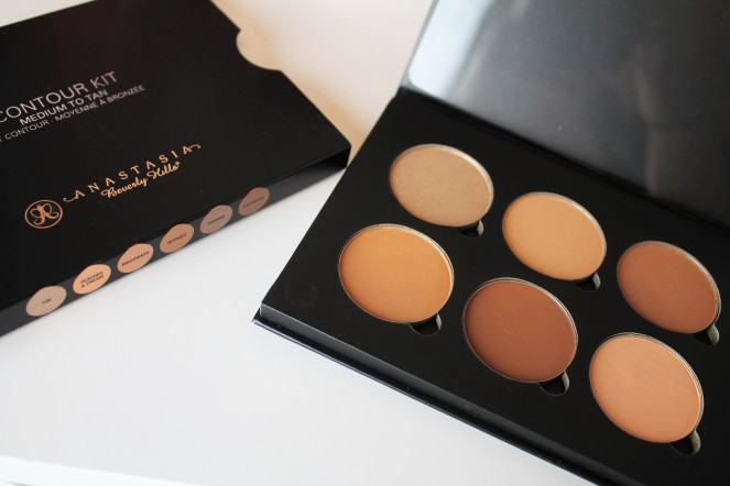 Anastasia Beverly Hills Contour Palette Medium To Tan