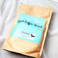 Review | Royal Coffee Scrub Coconut