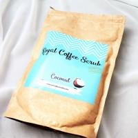 Review | Royal Coffee Scrub Coconut