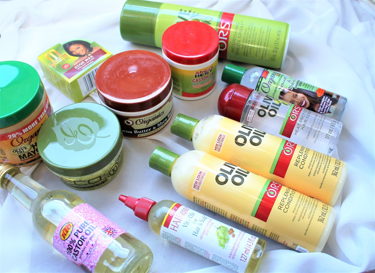 Hair Care Haul